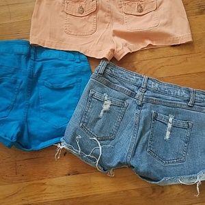 Hollister Shorts - Bundle of shorts